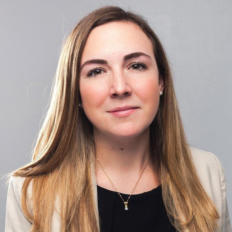 Sarah-Jeanne Dubé Mercure, avocate